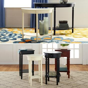 Console & Accent Tables
