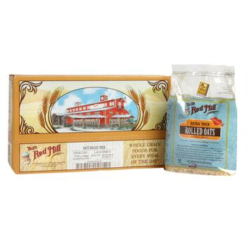 Bob's Red Mill® 32-oz. Extra Thick Rolled Oats Bags, Set of 4