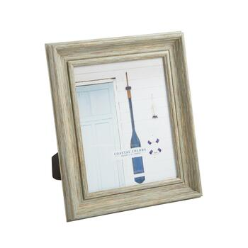 Coastal Colors Distressed Picture Frame