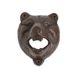Cast Iron Bear Hanging Bottle Opener view 1