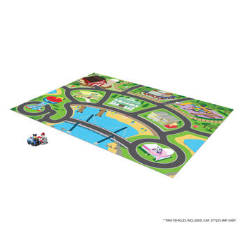 Paw Patrol™ Mega Mat™ with Vehicles view 1