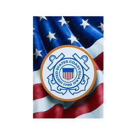 "11""x15"" ""United States Coast Guard"" Wood Wall Decor view 1"