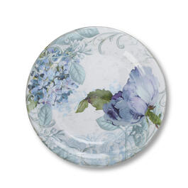 Petal and Stone™ Floral Dinner Plate view 1