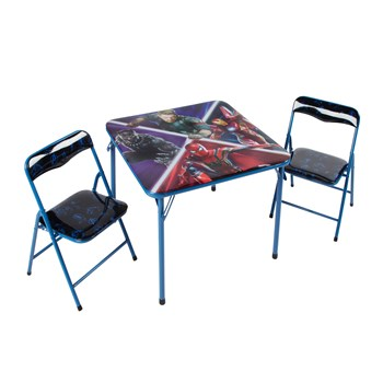 Marvel® Avengers™ Children's Folding Table and Chairs Set, 3-Piece view 1