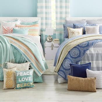 Coastal Living Seascapes™ Comforter Sets