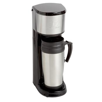 Chefman® Single Serve Coffee Maker with Travel Mug