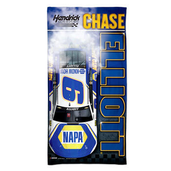 "30""x60"" Chase Elliot Racecar Cotton Beach Towel view 1"