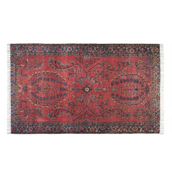The Grainhouse™ 5'x8' Traditional Red Chenille Rug