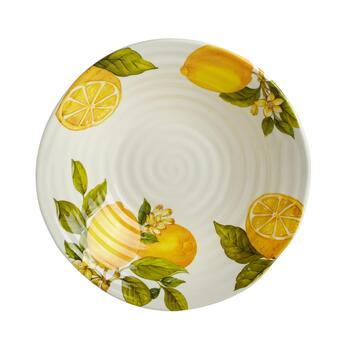 "15.5"" Lemons Jumbo Serving Bowl view 2"
