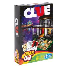 Grab & Go™ Clue® Board Game