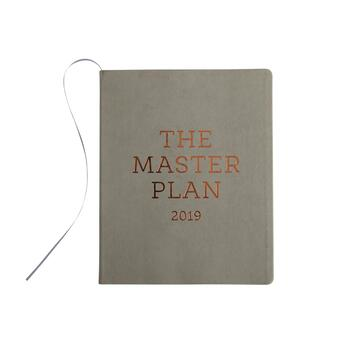 """The Master Plan"" 2019 Smart Planner"