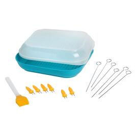 Barbecue Marinade Set, 14-Piece