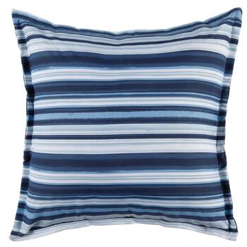 Coastal Living Seascapes™ Stripe Indoor/Outdoor Floor Cushion