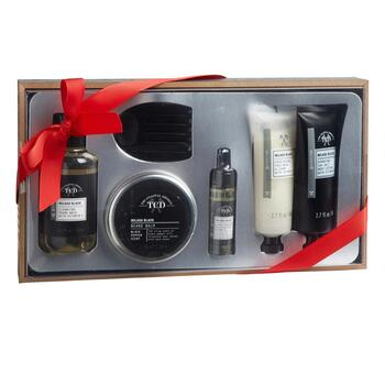Milagu Black Pepper Scented Beard Kit, 6-Piece