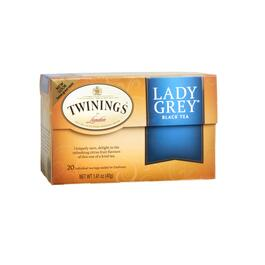 Twinings® Lady Grey Black Tea, 6 Boxes