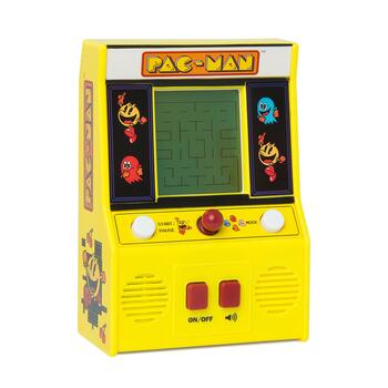 Pac-Man Handheld Mini Arcade Game view 2