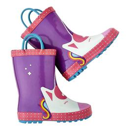 KIDG BOOT UNCRN SZ 5-10 view 1