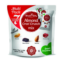 TRMX ALMOND CRAN 7CT 10/0 view 1