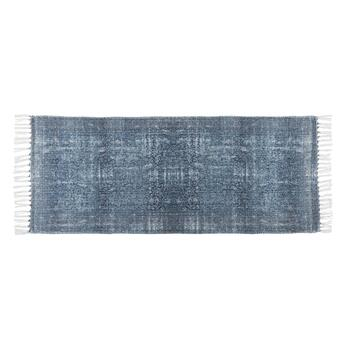 "The Grainhouse™ 27""x45"" Blue Chenille Area Rug view 2"