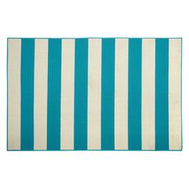 Blue Cabana All-Weather Rug
