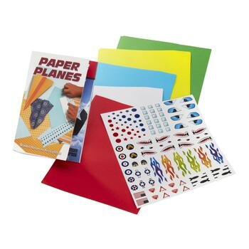 Paper Planes Book & Kit