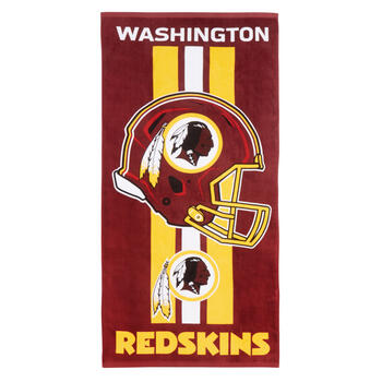 "30""x60"" NFL Washington Redskins Cotton Beach Towel view 1"