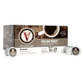 Victor Allen's® Italian Roast Coffee Pods, 80-Count