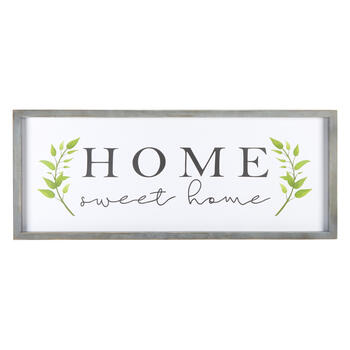 "20""x50"" ""Home Sweet Home"" Hanging Decor view 1"