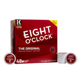 Keurig® Eight O'Clock® The Original Medium Roast Coffee Pods, 48-Count