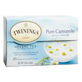 Twinings® Pure Chamomile Tea, 6 Boxes