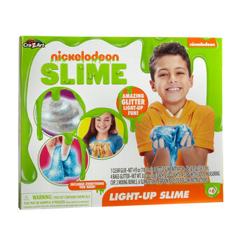 Cra-Z-Art® Nickelodeon Light-Up Slime view 1