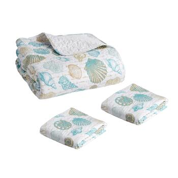 Panama Jack® Assorted Shells Quilt Set view 2