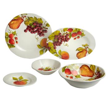 Tuscan Table Fruit Dinnerware