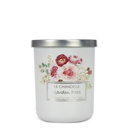 Le Chandelle Garden Path 15 Ounce Scented Candle view 1