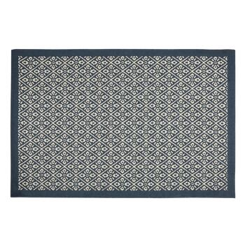 Mohawk Home Blue/Beige Twilight Area Rug