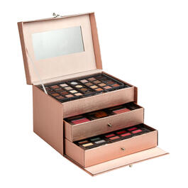 Multi-Tier Makeup Kit, 55-Piece view 1
