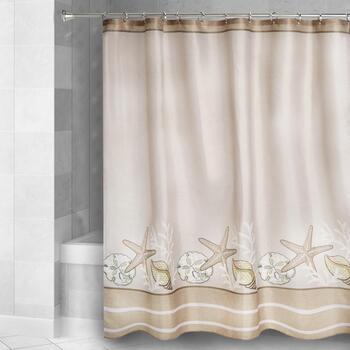 Martinique Coastal Shower Curtain