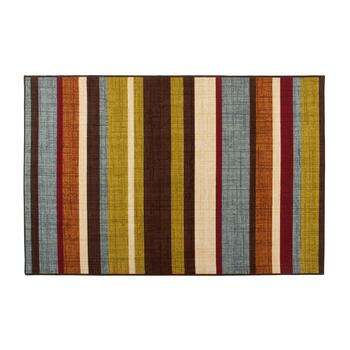 "52""x79"" Stripes Area Rug"
