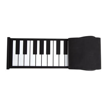 Sharper Image® Roll-Up Electronic Keyboard view 3