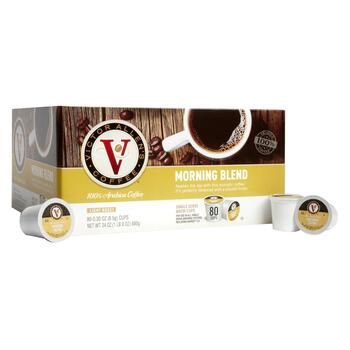 Victor Allen's® Morning Blend Coffee Pods, 80-Count view 1