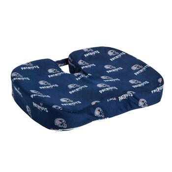 NFL New England Patriots Memory Foam Chair Cushion