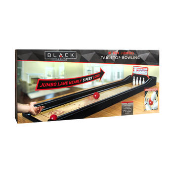 The Black Series™ 10 Pin Jumbo Tabletop Bowling view 1