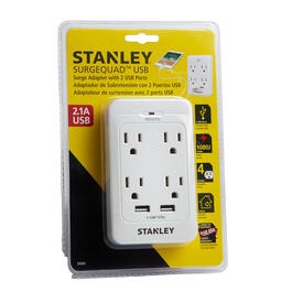 Stanley® Surgequad™ USB Adapter view 1