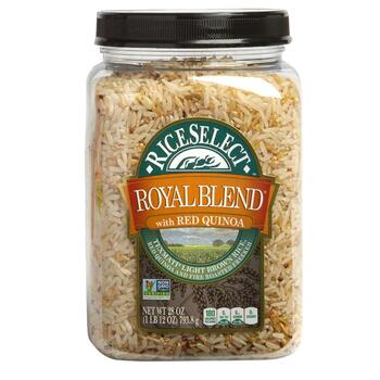 28-oz. Royal Blend® with Red Quinoa, Set of 4