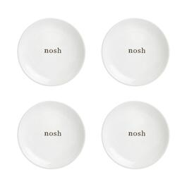 "The Grainhouse™ 6"" ""Nosh"" Tidbit Dishes, Set of 4"