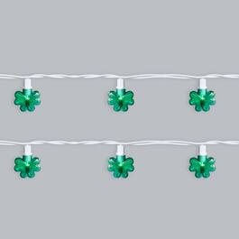 11' Shamrocks String Lights, Set of 2