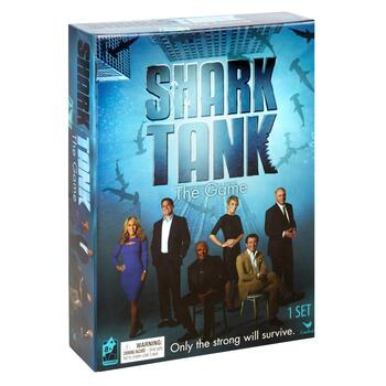 Cardinal® Shark Tank Game Set