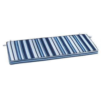 Coastal Living Seascapes™ Stripe Indoor/Outdoor Bench Seat Pad