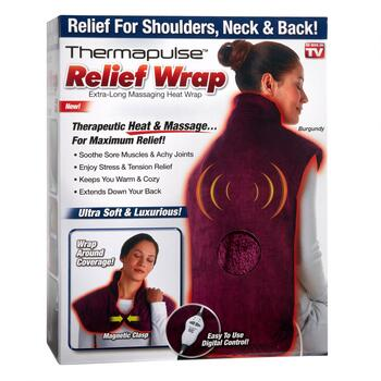 As Seen on TV Thermapulse™ Relief Wrap
