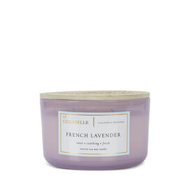 Le Chandelle French Lavender 15 Ounce Scented Candle view 1